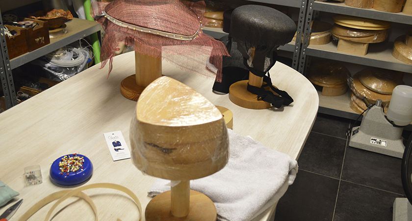Workshop hoeden maken